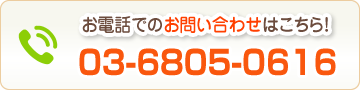 03-6805-0616